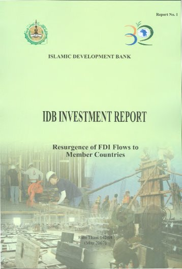 Resurgence of FDI Flows to Member Countries - Islamic ...
