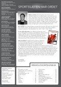 Løpsbulletinen for oktober 2012 - Det Norske Travselskap - Page 2