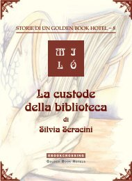 La custode della biblioteca - Golden Book Hotels
