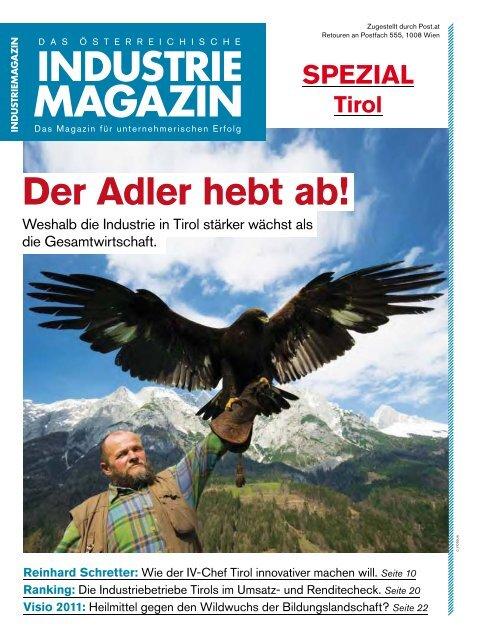 MAGAZIN - VISIO-Tirol
