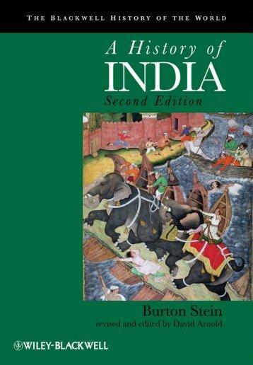 History of India - InvestigacionesHistoricaseuroAsiaticas-IHEA.com