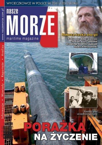 Ściągnij nr 72 z 12/2011 - PortalMorski.pl