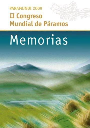 paramundi 2009 - InfoAndina