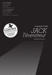 JACK l'éventreur - La Strada et compagnies