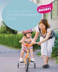 Uusi Martinlaakson Ostari - Citycon