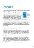 Besiktning av måleri utomhus - Publikationer från Sveriges ... - Page 3