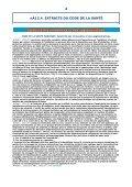 LE CODE DE LA SANTÉ PUBLIQUE - Page 4