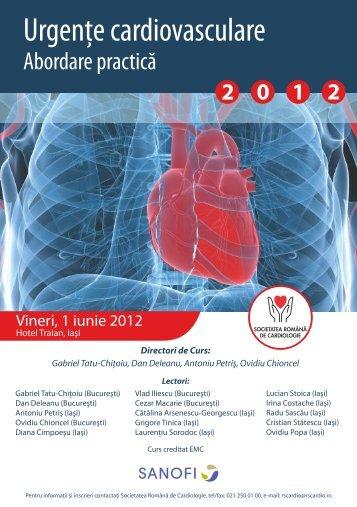 Program curs. - Cardioportal