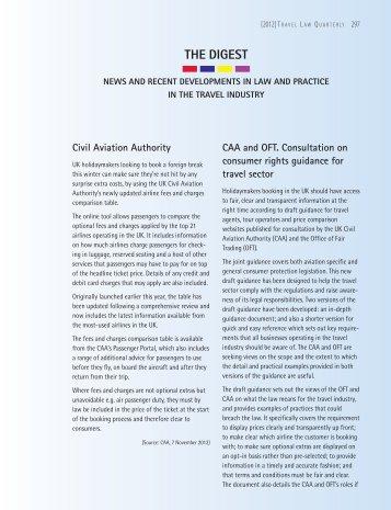 TLQ_December_2012h_Layout 1 - Travel Law Quarterly