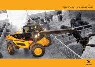 TELESCOPIC JCB 527-55 AGRI - Carma Andenne   jcb