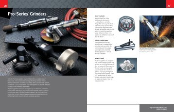 Pro-Series™ Grinders - CH Reed Inc.