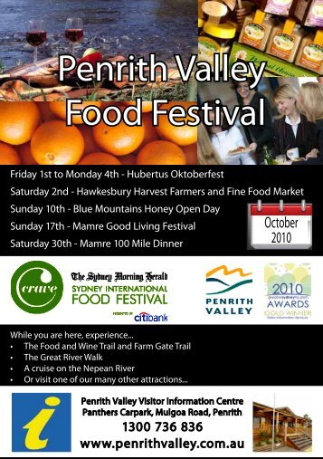 Penrith Valley Food Festival