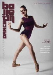 LUCIANA PARIS El Comienzo de una nueva etapa ... - Balletin Dance