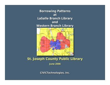 LaSalle and Western - St. Joseph County Public Library