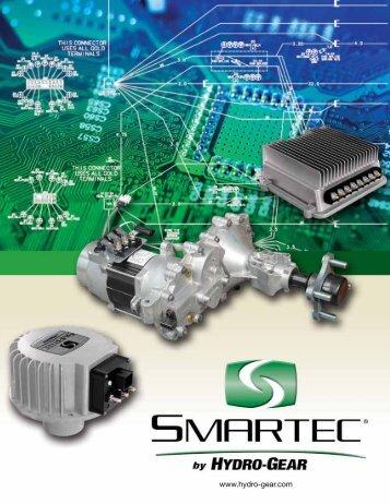 Hydro-Gear SMARTEC Transaxles Catalogue - BIBUS France