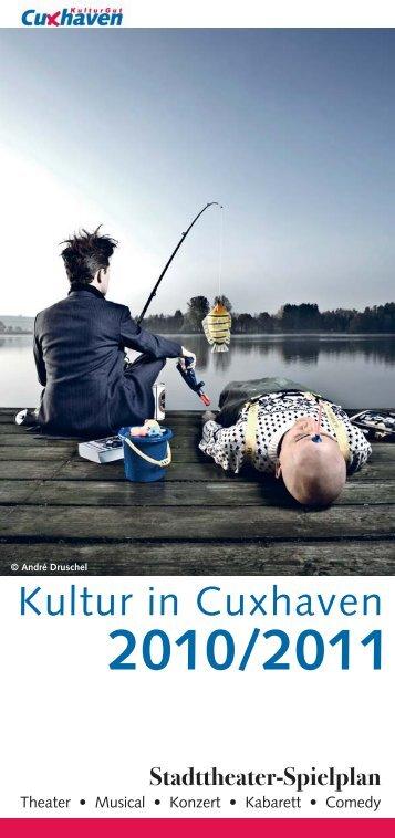 Änderungen vorbehalten! - Stadt Cuxhaven