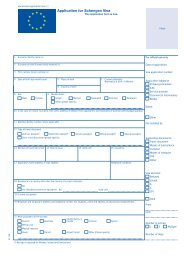 Download Visa Application Form