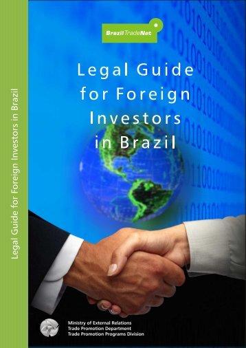 Legal Guide for Foreign Investors in Brazil - Apex-Brasil
