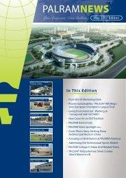May 2007 Edition - Palram Americas
