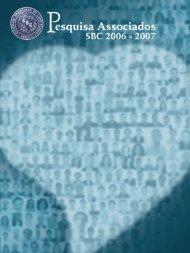 Clique aqui e faça o download da Pesquisa dos Associados SBC ...