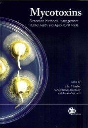 Detection Methods, Management, Public Health and - IITA