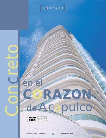 Concreto en el corazón de Acapulco - Instituto Mexicano del ...