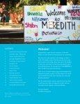 enrollment handbook - Meredith College - Page 2