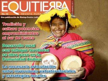 Revista Equitierra Nº10 - Rimisp
