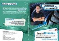 Flyer für Jungs - Faszination Technik vermitteln
