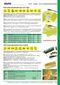Part-, kabel- och ledningsmärkning - Toleka - Page 5