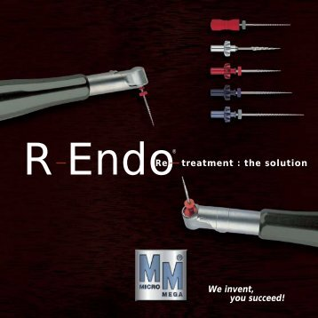 R—Endo® Re—treatment - Micro Mega