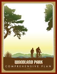 Comprehensive Plan Adopted 2010 - City of Woodland Park