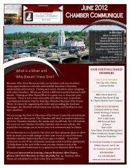 June 2012 Newsletter.pub - St. Charles Chamber of Commerce