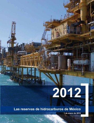 Las reservas de hidrocarburos portada - Ri.pemex.com