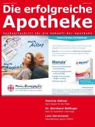 Ausgabe 07+08.2012 - Die erfolgreiche  Apotheke
