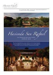 Hacienda San Rafael - Merrioncharles.com