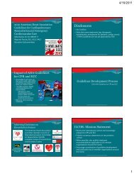 2010 AHA Guideline Changes.pdf - Eastern New Mexico University ...