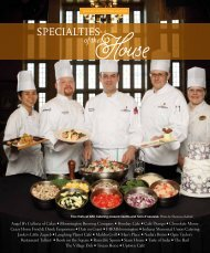 SPECIALTIES - Bloom Magazine