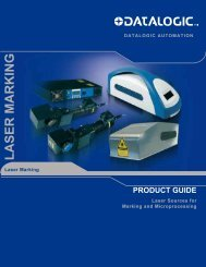 Laser Marking Overview - KLS Controls LLC