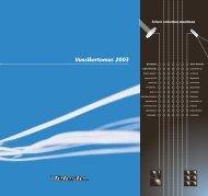 te.com Vuosikertomus 2003 - Teleste