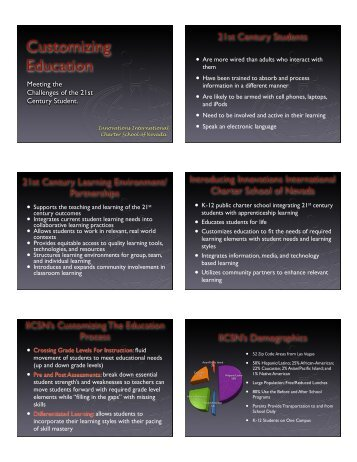 Presentation (PDF) - IICSN