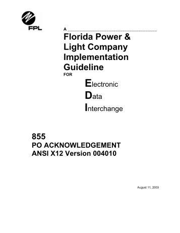 edi x12 4010 standards manual
