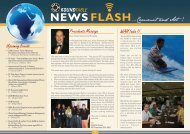 Décember 2011 – January 2012 Newsflash - Round Table ...