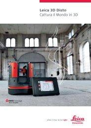 Leica 3D Disto Cattura il Mondo in 3D - Distoleica.it