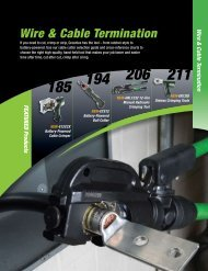 Wire & Cable Termination - Octopart