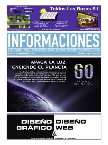 nº 173 - 1ª quincena de abril de 2012 edición gratuita quincenal