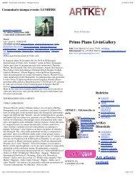 LUMIÉRE - Primo Piano LivinGallery - Dettaglio mostra - Grimanesa ...