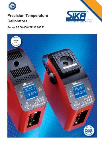 Precision Temperature Calibrators - Ross Brown Sales