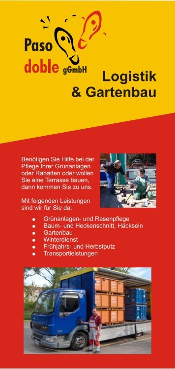 Cafe & en Lad - Kleinwachau