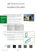 Interlocking panels - vmzinc uk - Page 4